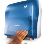 enMotion, sensorgestuurd besparend handdoeksysteem