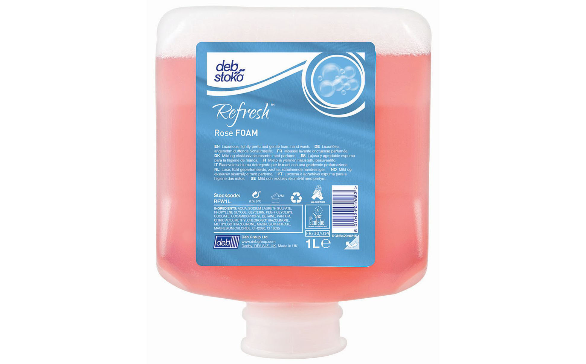 debstoko-refresh-roze-foam-1l